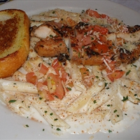 Cajun Chicken Alfredo