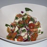Calabrian Basil Salad