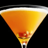 Candy Corn Cordials