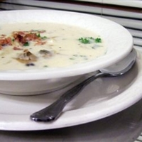 Cape Cod Clam Chowder