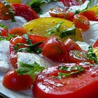 Caprese Salad - Insalata Caprese