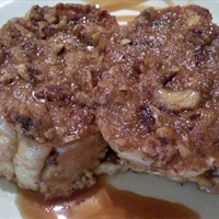 Caramel-Pecan French Toast