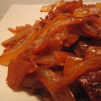 Caramelized Onion Relish