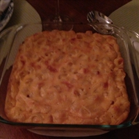 Careys Homemade Baked Macaroni and Cheese