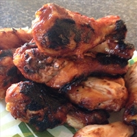 Caribbean chicken legs OAMC