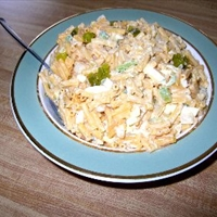 Carolina Macaroni Salad