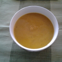 Carrot And Courgette Soup