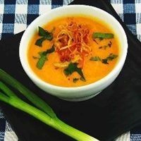 Carrot and Ginger Soup
