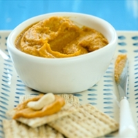 Carrot Cashew Spread