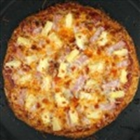 Cauliflower Crust Hawaiian Pizza