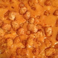 CB's SouthWestern Style Tater Tot Casserole