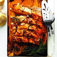 Cedar Plank Salmon (Chtl)