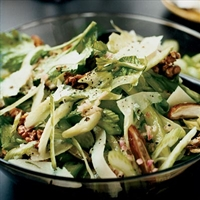 Celery Salad with Dates, Parmesan & Walnuts (side)*