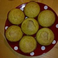 C&h Brown Sugar Cornbread Muffins