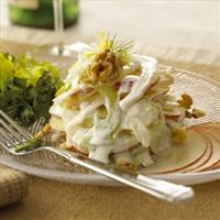 Chavrie Fennel Apple Salad