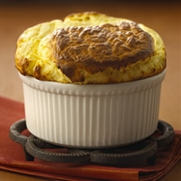 Chavrie Fresh Goat Cheese Souffle