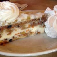 Cheesecake Factory's Carrot Cake Cheesecake