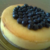 Cheesecake (plain)