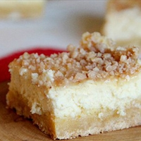 Cheesecake Sugar Cookie bars