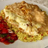 Cheesy Mexican Chicken