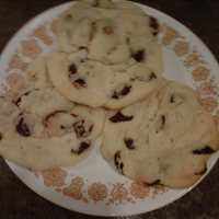 Cherry Sugar Cookies