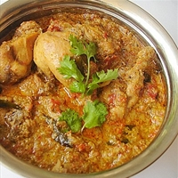 Chettinad Chicken Curry
