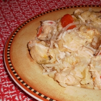 Chicken and Chiles Casserole