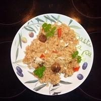 Chicken and Chorizo Risotto