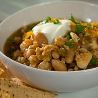 Chicken and White Bean Chili