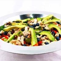 Chicken-Avocado Salad