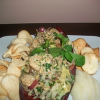 Chicken Banana Blossom Salad