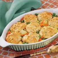 Chicken Biscuit Stew
