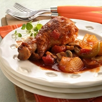 Chicken Cacciatore II