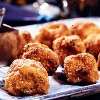 Chicken Cordon Bleu Nuggets