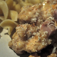 Chicken Cordon Bleu Slow-Cooked Casserole