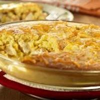 Chicken-cornbread Casserole