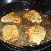 Chicken Fried Venison Steak
