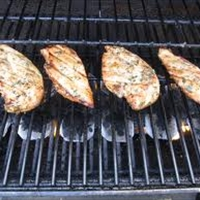 Chicken - Grilled  tarragon chicken