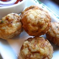 Chicken Meatballs(Chiftelute)
