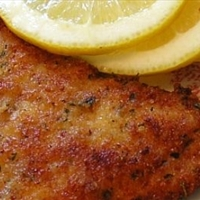 Chicken Milanese - Breaded Chicken Cutlets
