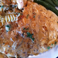 Chicken with Mustard and Tarragon