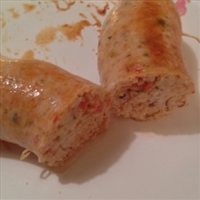 Chicken Parm Sausage