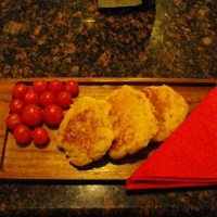 Chicken Patties (Low-Calorie)