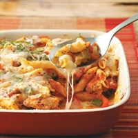 Chicken Penne Casserole