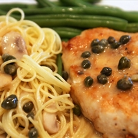 Chicken Piccata with Capers
