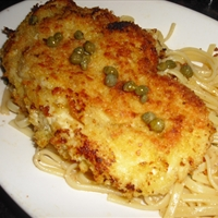 Chicken schnitzel - Herb Crusted