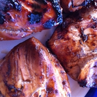 Chicken with Balsamic Vinegar