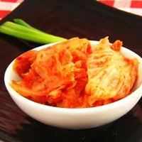 Chili Pickled Cabbage - Kim Chee