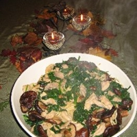 Chinese Chicken Pasta
