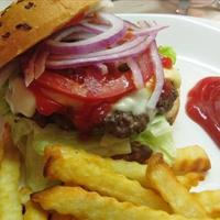 Chipotle Cheeseburgers